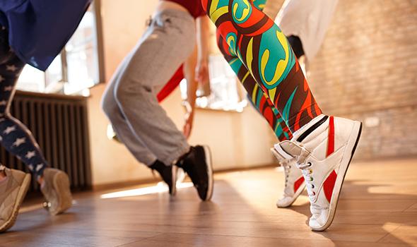 Ragga, cours de danse chez Burpees Studio