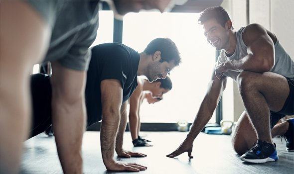 Tabata'it, entraînement fractionné à la salle de sport Burpees Studio à Tours